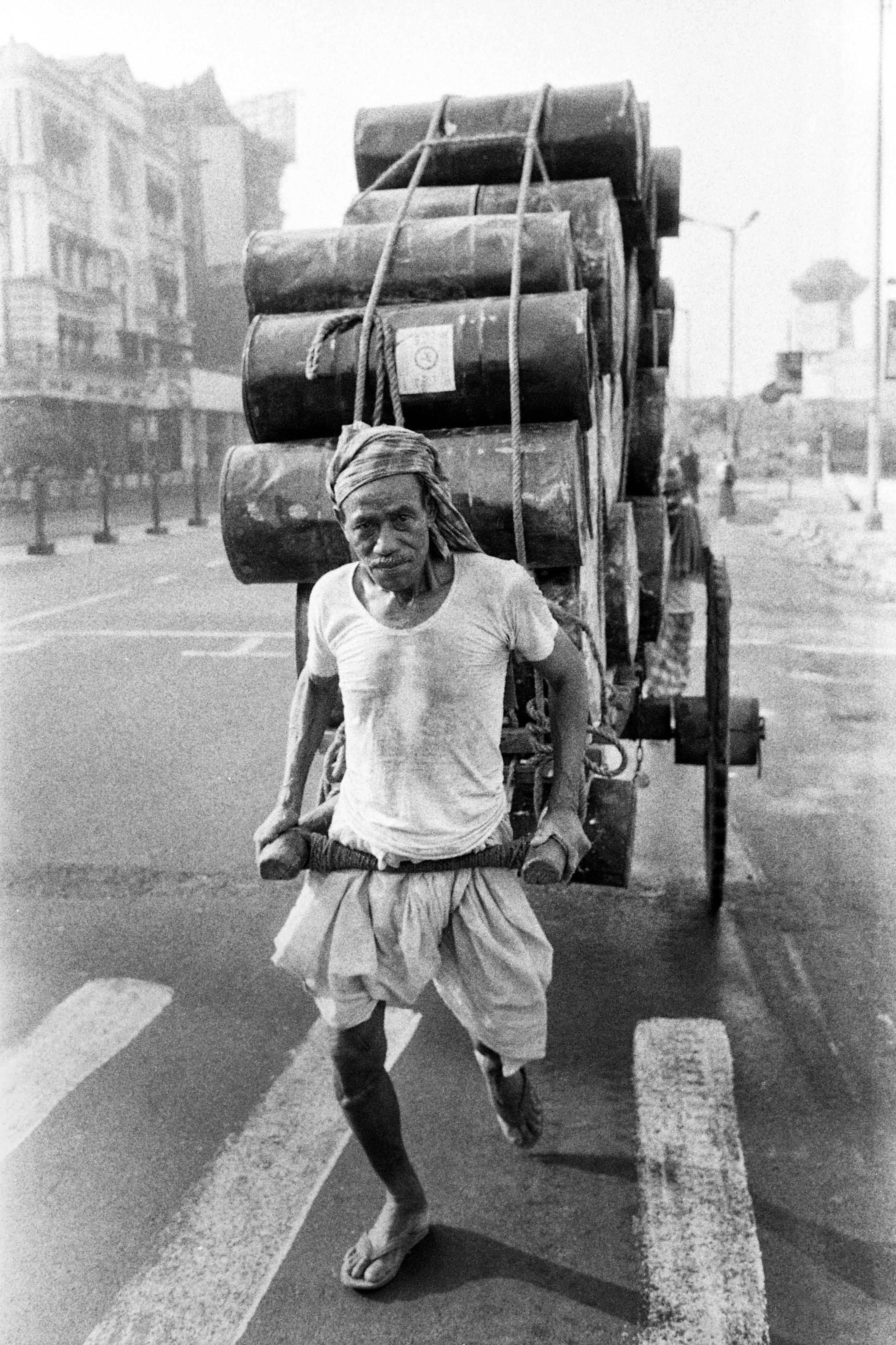Portatori - Kolkata: Stefano Cardone Photographer Reportage